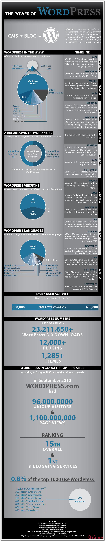 "WordPress正在成为Blog系统中的""绝对领袖"""